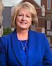 Amy Bragg Carey's photo - President of Friends University