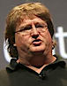 Gabe Newell's photo - Founder & CEO of Valve
