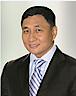 James Wong's photo - CEO of Mudajaya Group Berhad