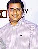 Kiran Reddy's photo - CEO of SPI Cinemas