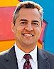 Leonard Hoops's photo - President & CEO of Visitindy