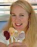 Linda Marie Parker's photo - Founder of Mount Desert Island Ice Cream