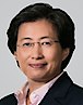 Lisa Su's photo - President & CEO of Advanced Micro Devices
