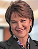 Marillyn Hewson's photo - Chairman & CEO of Lockheed