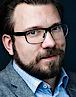 Tobias Sjögren's photo - CEO of White Wolf Publishing