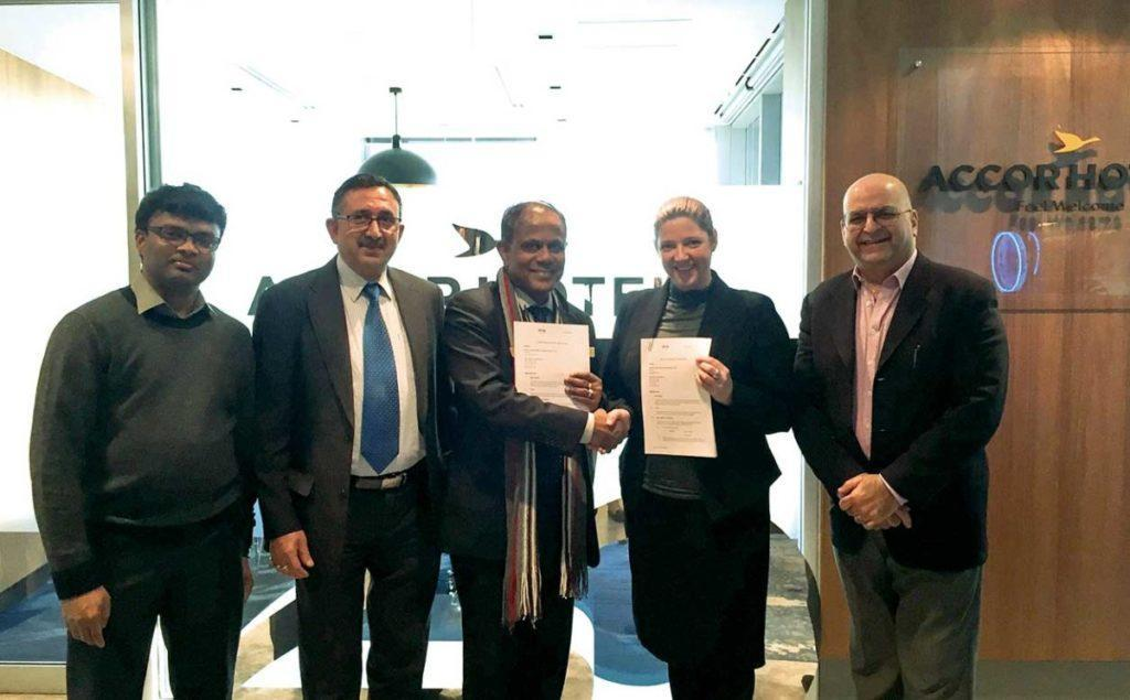 Accorhotels Partners With Aittc