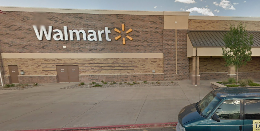 Walmart news college professor says walmart called him a Fishing license at walmart