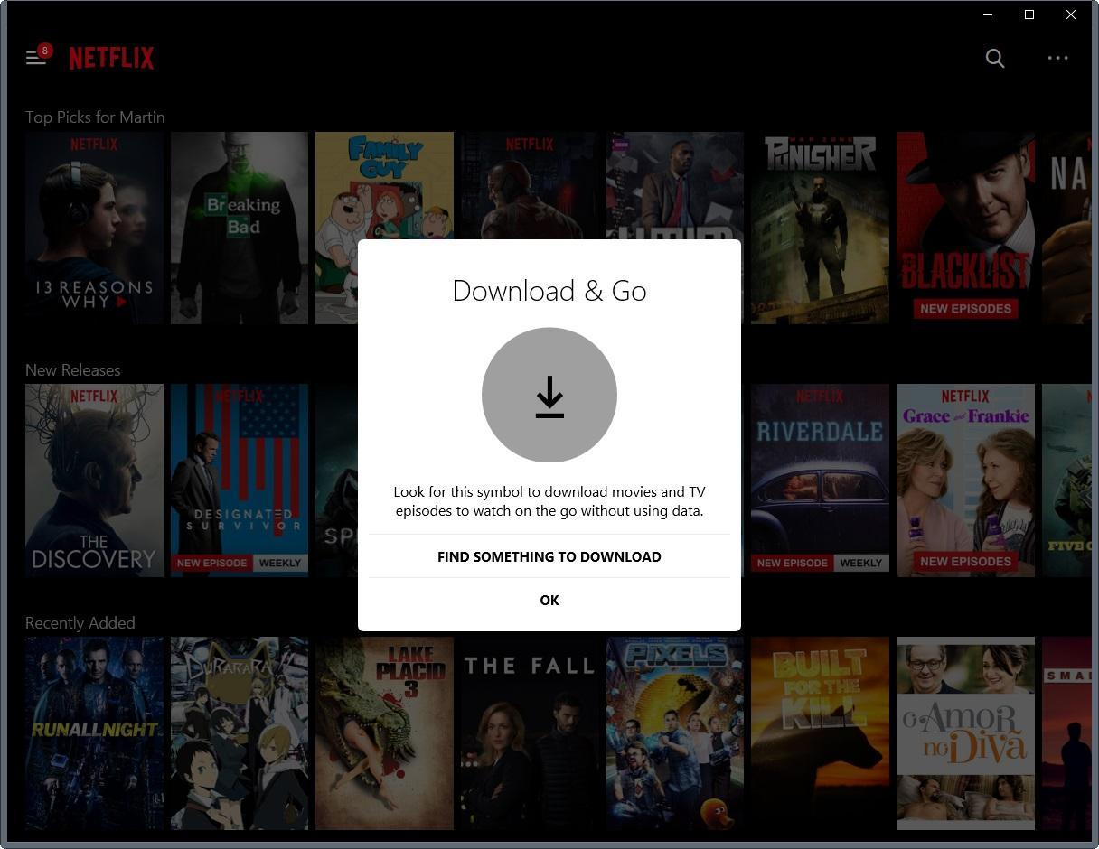 how to download shows on netflix on iphone