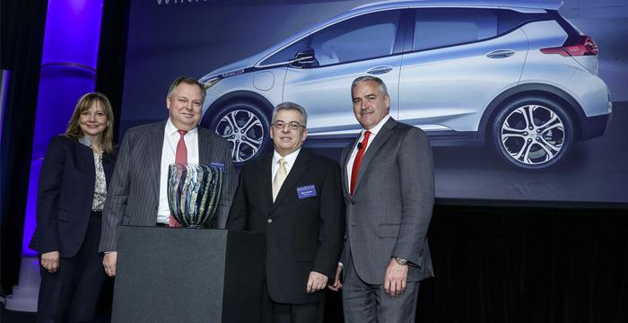 General Motors News General Motors Honors Brake Parts Inc