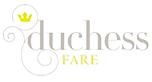 {df} Duchess Fare's Company logo