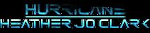 """""""hurricane"""" Heather Jo Clark's Company logo"""
