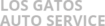 -los Gatos Auto Service Logo