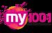 100.1 Fm Logo