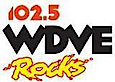 102.5 WDVE's Company logo