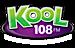 107.9 Kool 108 Logo