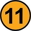 11tegen11's Company logo
