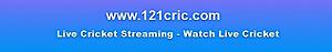 121cric.com - Live Cricket Streaming Online's Company logo
