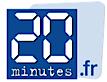 20 Minutes's Company logo