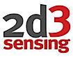 2d3 Sensing's Company logo