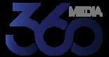 360 Media's Company logo