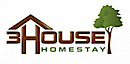 3house Homestay's Company logo