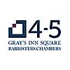 4-5 Gray's Inn Square's Company logo