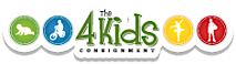 4 The Kids Consignment's Company logo