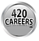 Aus Job Center's Competitor - 420careers logo