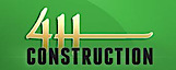 4H Construction's Company logo