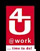 4u @work's Company logo