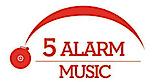 5 Alarm Music's Company logo