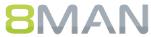 8MAN's Company logo
