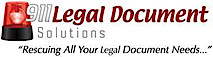 911 Legal Documents Solutions's Company logo