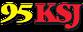 News Radio 96.7's Competitor - 95 KSJ logo