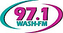 99.9 KEZ's Competitor - 97.1 WASH-FM logo