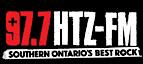 97.7 HTZ-FM's Company logo