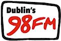 98 FM's Company logo