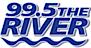News Radio 96.7's Competitor - 99.5 The River logo