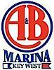 A & B Marina's Company logo