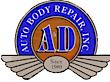A & D Auto Body's Company logo