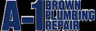 A-1 Brown Plumbing Repair's Company logo