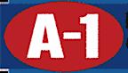 A-1 Ministorage's Company logo
