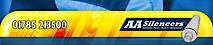 A A Silencers's Company logo