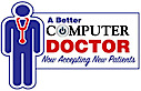A Better Computer Doctor's Company logo