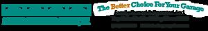 A Better Garage Door Company's Company logo