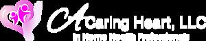 A Caring Heart's Company logo