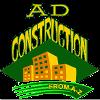 A.D. Construction's Company logo