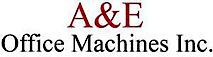 A&E Office Machines's Company logo