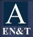 A EN&T's Company logo