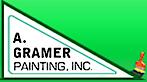 A Gramer Painting's Company logo